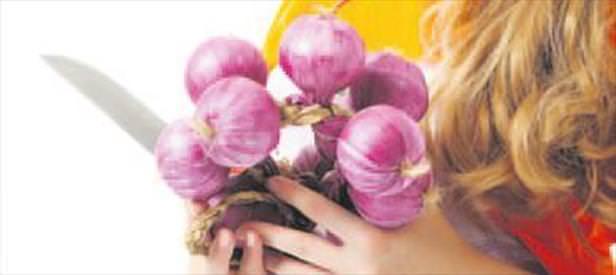 Bronşite karşı kırmızı soğan