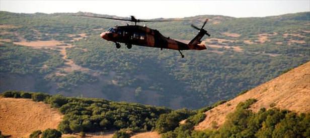 PKK'ya üçgen operasyonu