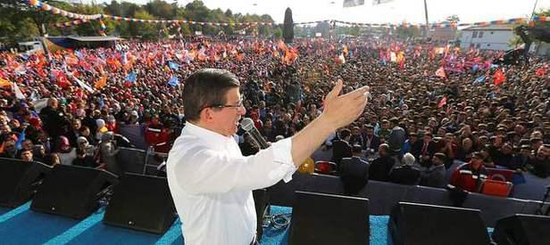 AK Parti'de son miting heyecanı