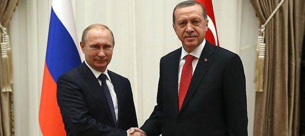 Erdoğan'dan Vladimir Putin'e başsağlığı