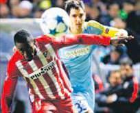 A.Madrid'e Astana şoku 0-0