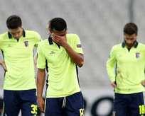 Braga'ya krampon şoku