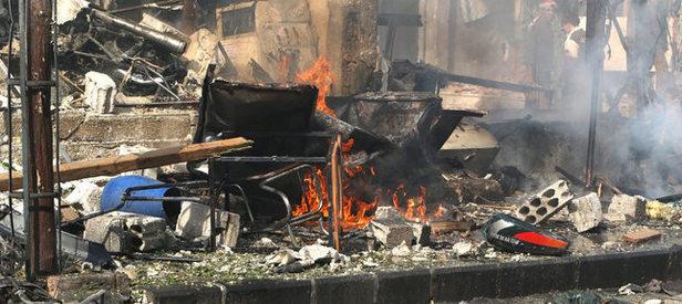Esed güçleri Duma'da sivilleri vurdu: 10 ölü