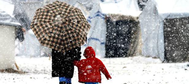 Meteoroloji'den kar ve tipi uyarısı!