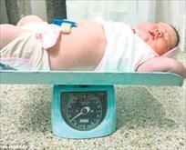 Dünyanın en ağır bebeği
