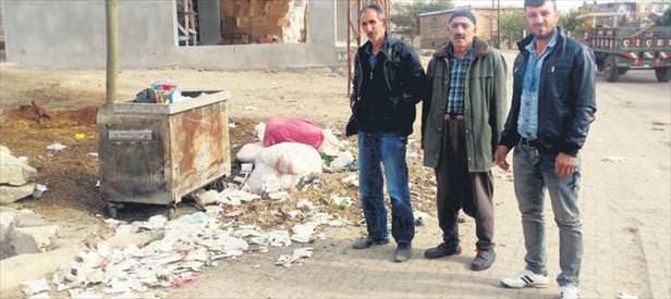 HDP 'Hani' çöpler gani!