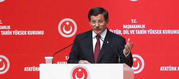Davutoğlu'ndan yeni anayasa çağrısı