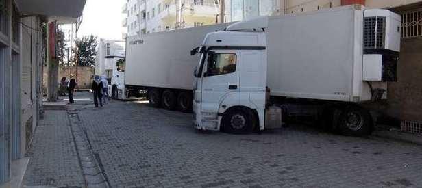 Mardin'de teröristler polis ile çatıştı