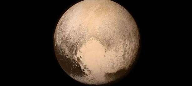 'Gizemli gezegen'de sürpriz işaret