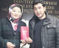 Savaştan kaçtı Erzurum'da evlendi