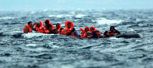 Çanakkale'de tekne faciası: Çok sayıda ölü var