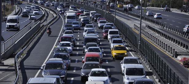 İstanbul trafiğinde devrim gibi değişiklikler