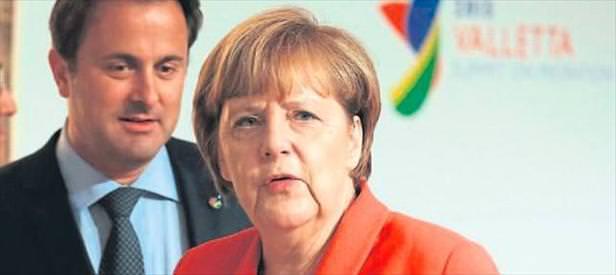 İki yüzlü Almanya