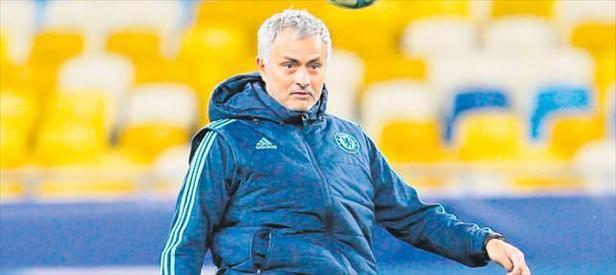 Mourinho heyecanı