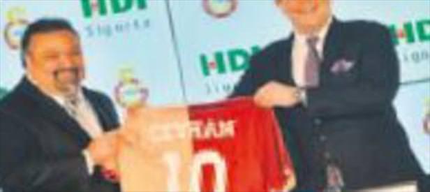 Galatasaray'a voleybolda yeni sponsor