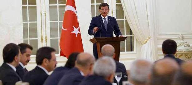 Başbakan'dan TÜSİAD'a uyarı!