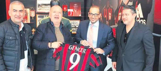 Antalya & Milan AŞ!