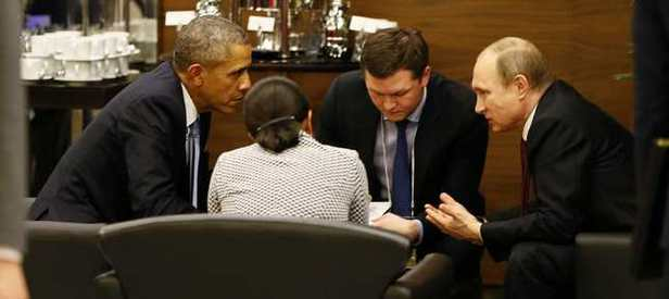 Beyaz Saray: Obama ve Putin o konuda hemfikir