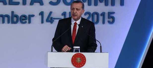 G20'de bir ilk! Erdoğan değişiklik yaptı