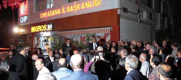 CHP'li başkan toplantıyı bastı