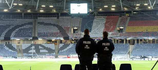 Almanya'da terör alarmı!