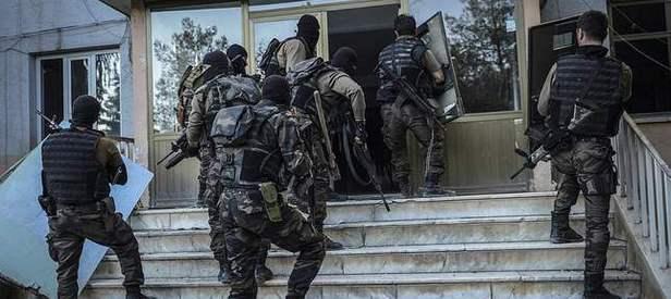 PKK hastaneyi karargah olarak kullanmış