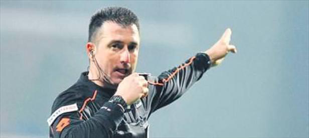 Lider Beşiktaş'ın maçı Hüseyin Göçek'in