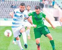 Denizlispor ile Adana Demirspor 1-1'ini üzmediler