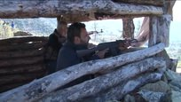 A Haber Türkmen Dağı'ndaki çatışmayı görüntüledi