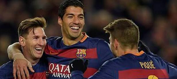 Barcelona Roma'yı 6 golle yaktı !