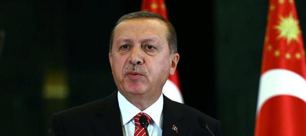 Erdoğan: Buna kimsenin hakkı yoktur