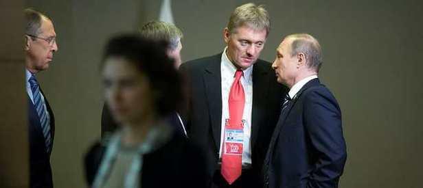 Kremlin'den ambargo açıklaması