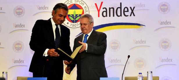 Fenerbahçelilerden Rus şirketi Yandex'e şok