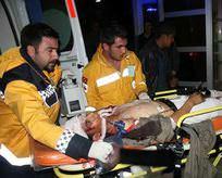 Rus uçakları Azez'e bomba yağdırdı