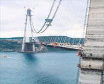 Dev köprüler sona yaklaştı