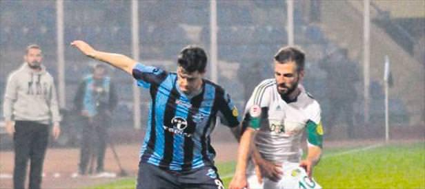 Adana Demirspor evinde Urfa'yı devirdi!