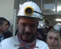 Maden işçilerine yeni yıl sürprizi