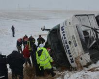 Ankara yolunda bir kaza daha!