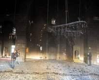 PKK cami yakıyor HDP kilise açıyor