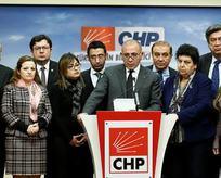 CHP'den ihanet bildirisine destek