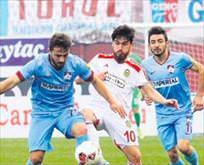 1461 Trabzon 9 hafta sonra galibiyetle buluştu