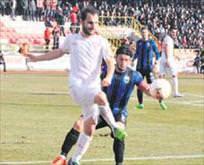 Boluspor ile Erciyes dostça: 1-1