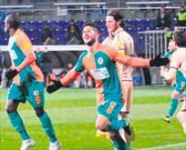 Alanya'dan Denizli'ye yarım düzine gol