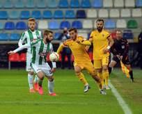 Torku Konya tek golle güldü!
