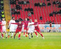 Mersin'de gol sesi çıkmadı