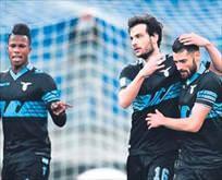 Aslan'ın rakibi Lazio 4 köşe!