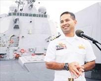 Donanmada Lady gaga skandalı