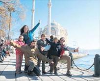 4 çocukla dünya turu