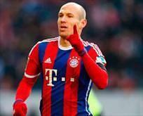 Nani gidiyor Robben geliyor