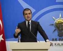 AK Parti Sözcüsü Çelik'ten o HDP'liye sert tepki